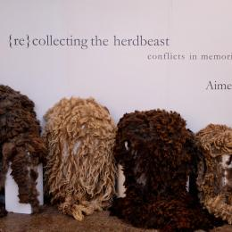 {Re}Collecting the Herdbeast Exhibition. 2013
