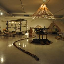 Field Work: A Traveling Exhibition. 2011