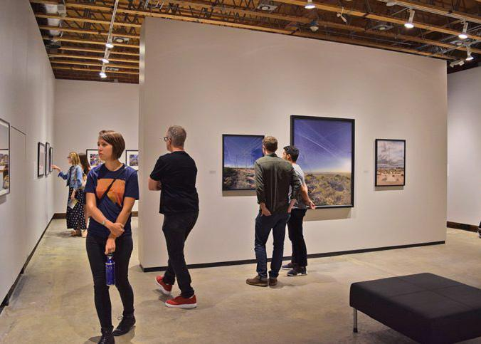 ASU Northlight Gallery at Grant Street Studios - Opening Exhibition of Photography Show
